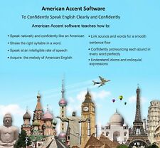 American Accent Training Software for Better English Pronunciation