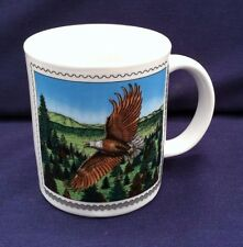 Bald Eagle Coffee Mug Cup American Symbol Facts About Eagles Wildlife Birds