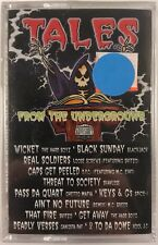 Various – Tales From The Underground SEALED CASSETTE SPICE-1 MC BREED TR2106-4