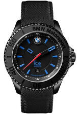 ICE BMW Motorsport 001115 Black 48mm Watch BM.KLB.B.L.14