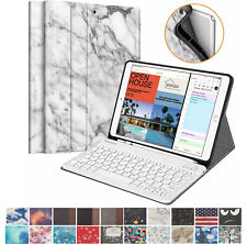 """For iPad Air 3rd Gen 10.5""""/ iPad Pro 10.5"""" 2017 Case Cover w/ Bluetooth Keyboard"""