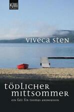Tödlicher Mittsommer von Viveca Sten (2011, Taschenbuch)