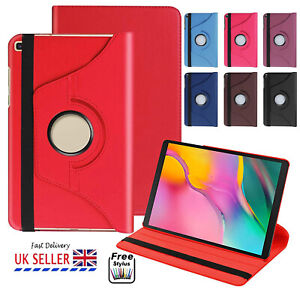 Case For Samsung Galaxy Tab A7 T500 P610 2020 T510 T590 Leather 360° Smart Cover