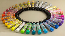 1x30ml Art&Craft 29 Metallic Colours Paint Outliner for Glass,Metal,Wood,Fabric