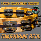 Tambourine REAL - Unique Original Samples/Loops Production Studio Library on DVD