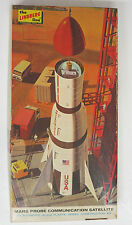 Lindberg Mars Probe Communications Satellite Vintage Plastic Model Kit 1150