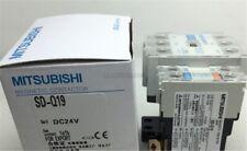 1Pcs Mitsubishi Ac Contactor SD-Q19 DC24V vw