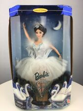 NIB 1997 Barbie Swan Queen in Swan Lake Classic Ballet Series Collector Edition