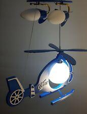Kinderzimmer Helikopter Lampe