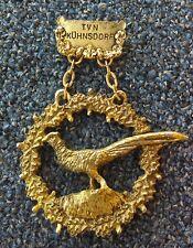 TVN KÜHNSDORF, AUSTRIA VINTAGE HUNTING medal, plaque, badge 1970s !