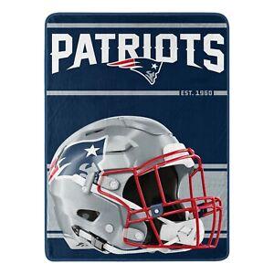 New England Patriots Throw Blanket