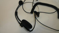 PP2: 1761-8623 Operator Headset w/ coiled cord  THS 10-GS