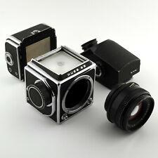 Kiev 88 ⭐ MC Volna-3 2,8/80mm Lens ⭐ Vintage 120 Film Camera ⭐ Medium Format