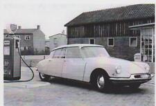 carte postale - CITROEN DS 19 DE 1955 A 1975 - 10X15 CM