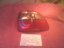 1997-1999 Cadillac Catera Gm Oem Passenger Taillight Bulb Holder Free Shipping