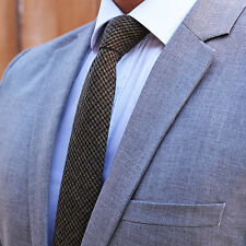 Suit Game Strong Skinny Tie - The Professor