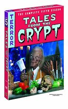 Tales from the Crypt: The Complete Fifth Season DVD 2006 3-Disc Set Season 5 5th