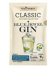 STILL SPIRITS CLASSIC BLUE JEWEL GIN SPIRIT ESSENCE X10 HOME BREW SPIRIT MAKE