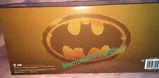 "Mezco MEZ-ITZ 1989 BATMAN 2"" Batman  Batmobile Set Michael Keaton Tim Burton NEW"