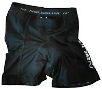 Nalini Shorts Sz. M Cycling Men Black Padded Made in Italy Unisex Pro Equipment