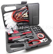 32 Pc Emergency Roadside Safety Kit Auto Car Breakdown Emergency Tool Kit NEW