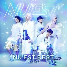 NU'EST BEST IN KOREA Limited Edition with DVD
