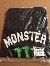 NEW Monster Energy Promo College Tee Men's Small RARE Vault Short Sleeve Tshirt