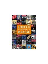Bruno Tauzin Looper & Créativité A La Basse Libro CD Play GUITAR MUSIC BOOK & CD