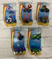 Blaze and the Monster Machines Nickelodeon Gabby Crab Truck Fisher Price