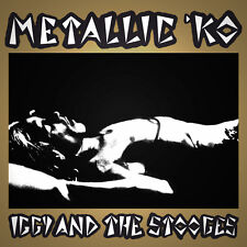 Iggy and The Stooges Metallic K.o LP Vinyl 33rpm RSD 2016