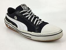 Puma Mihara Yasohiro My 41 Black White Sneakers Size US.11.5 UK.10.5 EUR.45