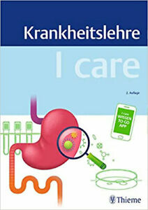 I care Krankheitslehre 2015 Krankenpflege
