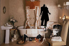 Nosferatu, wall art,  Wandtattoo, Horrortattoo, Vampir, Wandbild, Folienschnitt