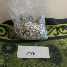 550 Craft Quality Aluminum Tabs From Soda, Beer Cans