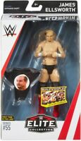 WWE Elite Collection James Ellsworth Action Figure With Accessory BNIB #55