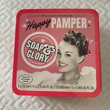 Soap & Glory Happy Pamper Set