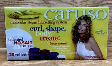 Caruso - Molecular Steam HairSetting System No Salt CI-900 -20 Rollers