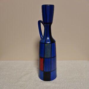 Bay Keramik 1111-30 Bodo Mans PARIS Vase Vintage 60er Design mcm 60s 70s