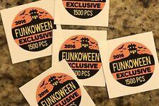 Funko Pop Vinyl Funkoween 1500 Replacement Sticker