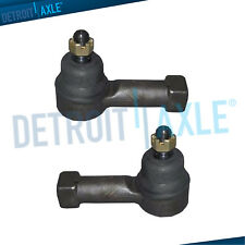 1981-1993 Ford Courier Mazda B2000 B2200 B2600 Front Left & Right Outer Tierods