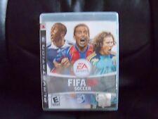 FIFA Soccer 08 (Sony PlayStation 3, 2007) EUC FREE USA SHIPPING