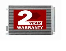 new condenser  Fiat Panda 0.9 petrol  1.2 petrol  1.3 diesel year 2012 onwards