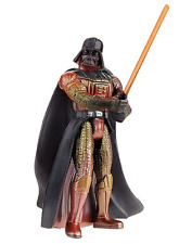 Star wars revenge of the sith figure cible Darth Vader