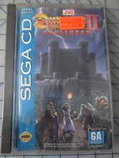 Dungeon Master II: Skullkeep (Sega CD, 1994) Brand NEW in Sealed BOX free ship
