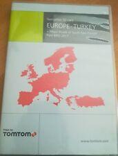 FORD SD CARD NAVIGATION MFD 2017 /  Europa + Türkei + Hauptstraßen Südosteuropa