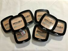 L'OREAL Infallible Pro-Glow ~ Demi Glow Finish Face Powder ~ CHOOSE YOUR COLOR