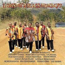 Long Walk to Freedom by Ladysmith Black Mambazo (NEW CD, Jan-2006, Heads Up)
