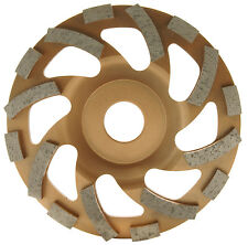 Universal Diamond Grinding Pot Ø 125mm, grinding disc, Pot Washer, concrete, screed