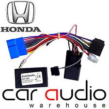 Pc99-x60 ALPINE Honda CR-V 2005-2007 Voiture Stéréo Adaptateur d'interface volant
