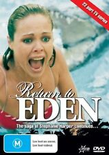 Return To Eden (DVD, 2006, 6-Disc) RARE, R-4, VERY GOOD, FREE POST IN AUSTRALIA